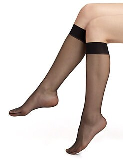 Wolford - Luxe 9 Knee-Highs
