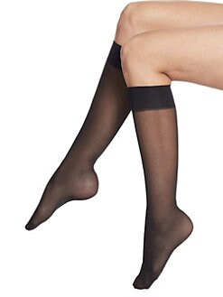 Wolford - Satin Touch 20 Sheer Knee-Highs