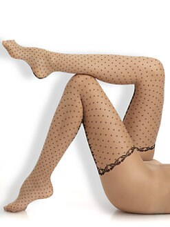 Wolford - Variete Dot Tights