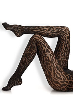 Wolford - Cheetah Tights