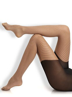 Wolford - Neptune Fishnet Tights