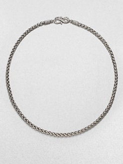 Konstantino - Sterling Silver Chain Necklace