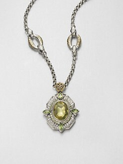 Konstantino - Semi-Precious Multi-Stone Sterling Silver & 18K Gold Enhancer