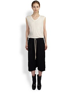 Rick Owens - V-Neck Top