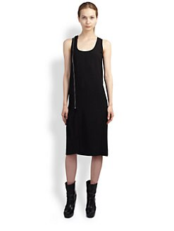 Rick Owens - Biker Tank Dress