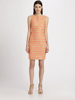 Thakoon - Stripe Shift Dress