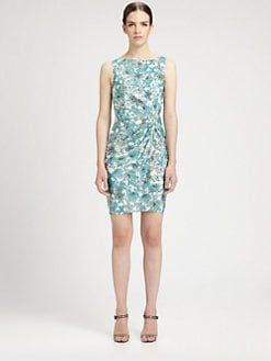 Thakoon - Floral Silk Dress