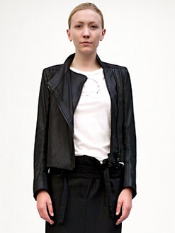 Ann Demeulemeester - Angelina Leather Jacket