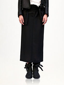 Ann Demeulemeester - Lightlane Skirt