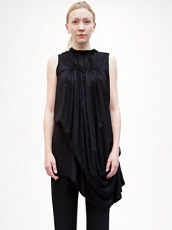 Ann Demeulemeester - Cotton Tunic