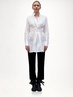 Ann Demeulemeester - Cotton Shirt