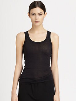 Ann Demeulemeester - Fin Tank