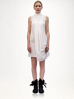 Ann Demeulemeester - Cotton Dress