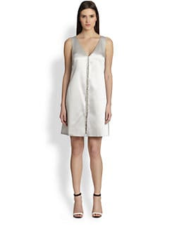 Thakoon - Jeweled A-Line Dress