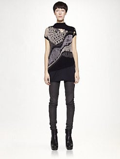 Rick Owens - Lupetto Cotton Knit Top