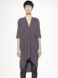 Rick Owens - Satin Kite Tunic