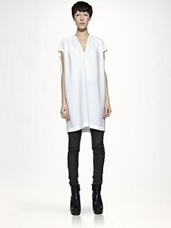 Rick Owens - Cady Cocoon Tunic