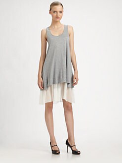 Thakoon - Double Layer Tank Dress