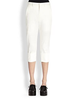 Comme des Garcons - High Density Cuffed Pants