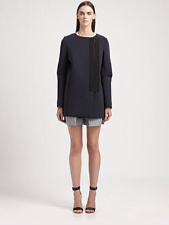 Zero + Maria Cornejo - Libi Neoprene Coat