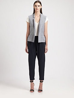 Zero + Maria Cornejo - Liad Vest