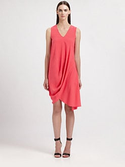 Zero + Maria Cornejo - Silk Opposite Dress