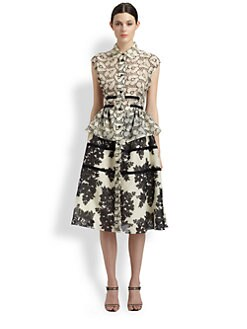 Thakoon - Peplum Dress