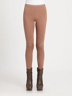 Rick Owens Lilies - Seamed Leggings