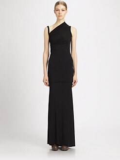 Rick Owens Lilies - One-Shoulder Strap Top