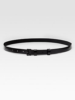 Ann Demeulemeester - Leather Kenya Belt