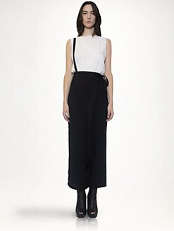 Ann Demeulemeester - Skirt Trousers