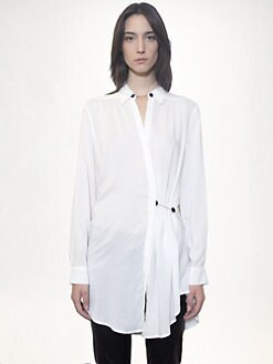Ann Demeulemeester - Chain Blouse