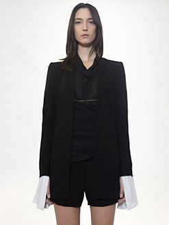 Ann Demeulemeester - Lightlane Jacket
