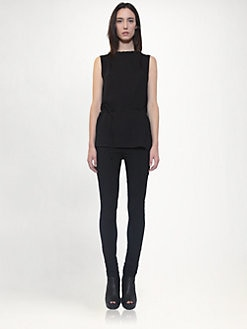 Ann Demeulemeester - Victor Top