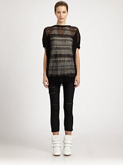 Junya Watanabe - Sheer Sweater