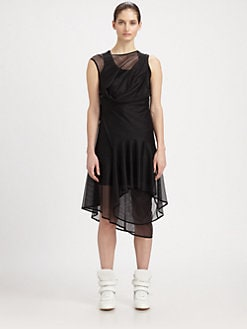 Junya Watanabe - Mesh Dress