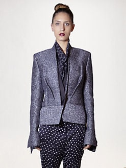Haider Ackermann - Tweed Jacket
