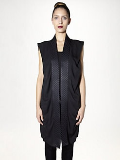Haider Ackermann - Beaumarchais Vest