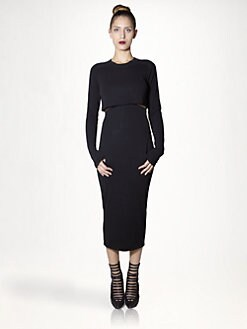 Haider Ackermann - Rilke Dress
