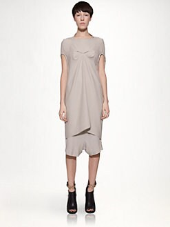 Rick Owens - Silk Crater Tunic