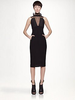 Rick Owens - Prong Dress