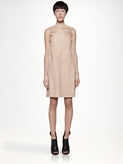 Rick Owens - Suede Tube Tunic