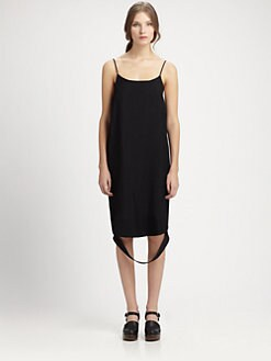 A Detacher - Strap Detail Dress