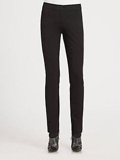 Derek Lam - Zip Fly Leggings