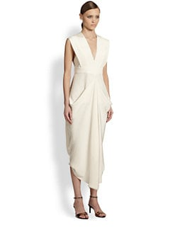 Zero + Maria Cornejo - Silk Milu Dress
