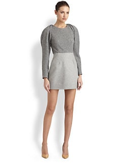 Thakoon - Gathered Knit Dress