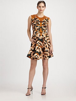 Thakoon - Gathered-Front Dress
