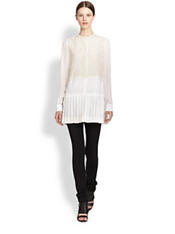 Derek Lam - Layered Silk Blouse