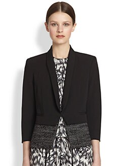 Derek Lam - Stretch Wool Jacket