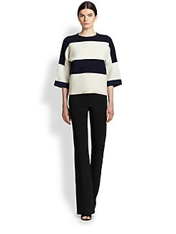 Derek Lam - Cashmere Stripe Sweater